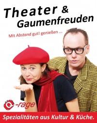 Mit Abstand gut! genießen: Theater & Gaumenfreuden aus Österreich - Ausverkauft